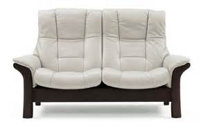 Reclining Sofa And Loveseat The Stressless Buckingham High Back Leather Sofa