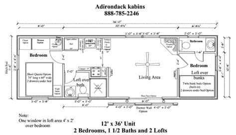 14x40 Cabin Floor Plans Floor Plans For A 12 X 32 House