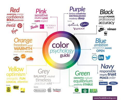 psychology colors photography marketing materials intrepid freelancer
