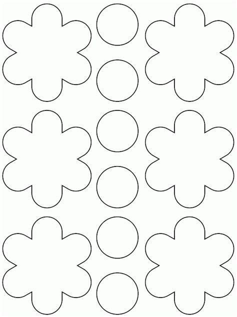 flower power headband az coloring pages