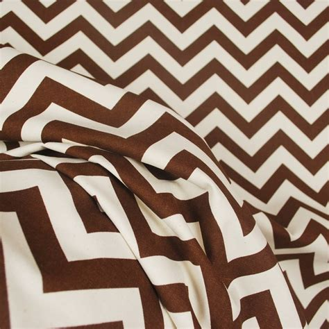 Zig Zag Upholstery Fabric by Zig Zag Brown Chevron Fabric Traditional