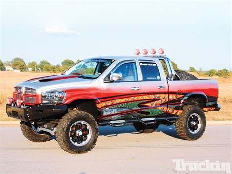 4x4 truck lifted truck gallery lifted trucks truckin magazine