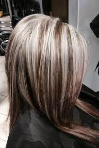 medium brown hair with platinum highlights hair mid length on pinterest medium lengths medium