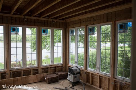 sunroom windows sunroom update 2 steps forward 1 step back the