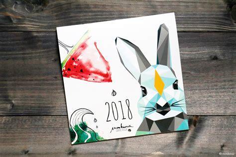 design kalender shop kalender 2018 design illustrationen monkimia shop