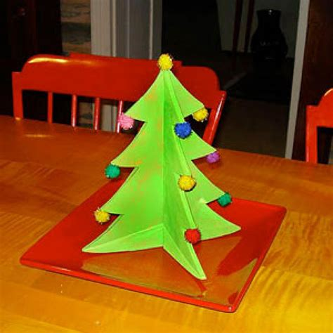christmas table centerpiece craft for kids parenting