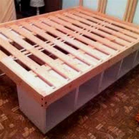diy queen bed frame with storage diy queen bed frame with storage storage bed how to build