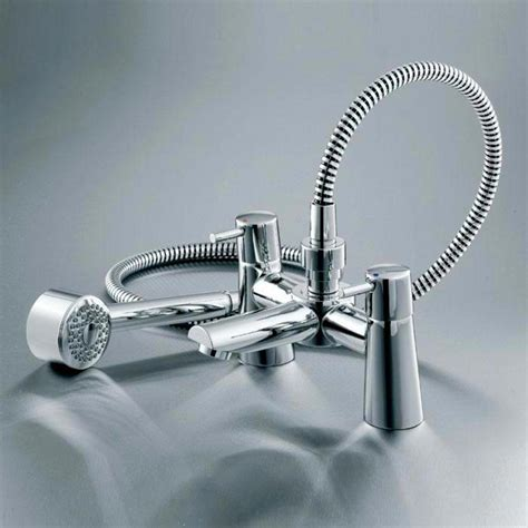 ideal standard bath shower mixer ideal standard cone bath shower mixer tap with shower kit