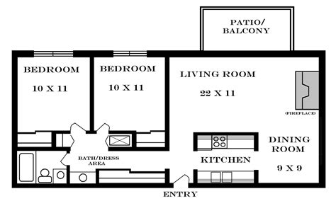 2 bedroom floor plan small house floor plans 2 bedrooms 900 tiny houses