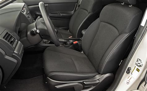 subaru crosstrek interior back 2013 subaru crosstrek premium interior seats photo 4