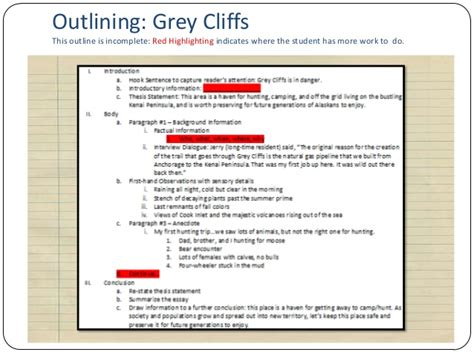 Multistate Essay Tips by Outline Of The Factual Essay