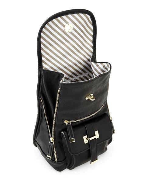 Steve Madden Backpack by Lyst Steve Madden Black B Corry Backpack In Black