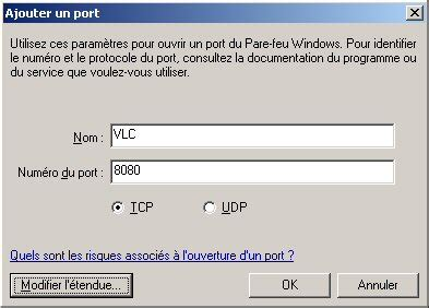 Configure Xp Port 8080 | jura nux configuration sme freebox pour le freeplayer