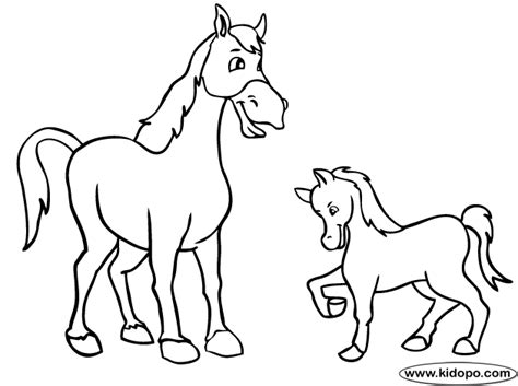 coloring pages of horses and foals free coloring pages of carriage and horses