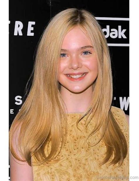 long layered blonde hair elle hairstyles 52 hairstyles of elle fanning