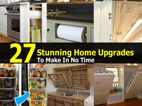 home upgrades 27 stunning home upgrades to make in no time