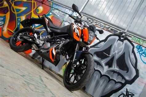 125 Motorrad Leistung by Ktm Duke 125 Test Leistung Technische Daten Gebraucht