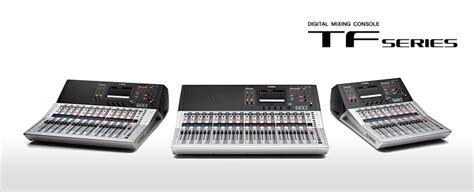 Mixer Yamaha Tf lan 231 amento yamaha s 233 rie tf not 237 cias som ao vivo