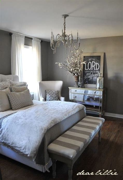 grey white master bedroom decor it darling super cute