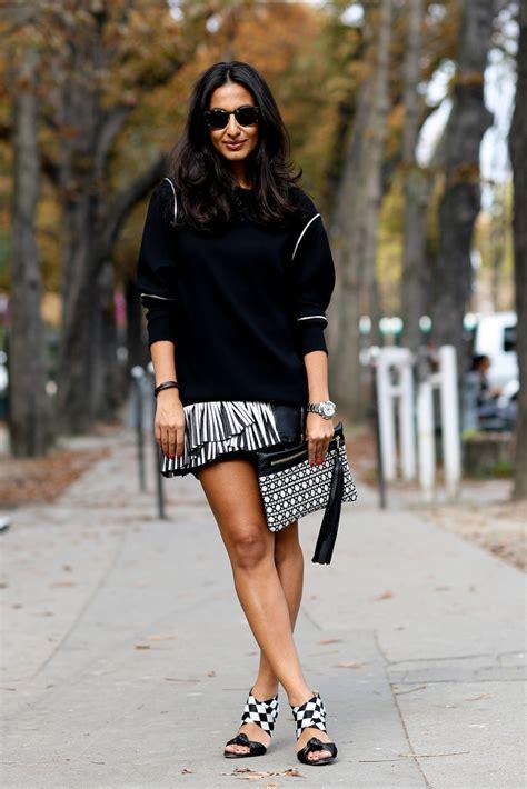 what is a paris style hairdo paris fashion week hairstyles 2015 street style
