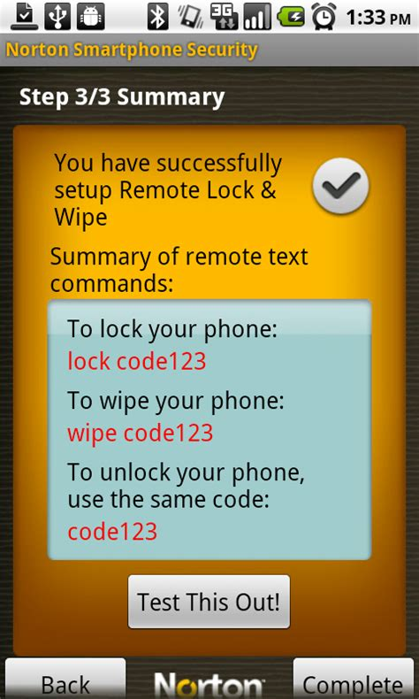 norton for android android app norton smartphone security android