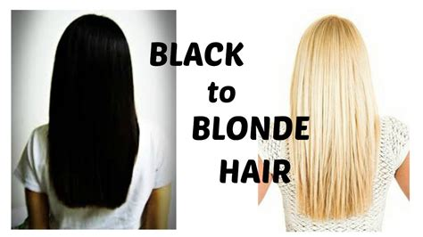 best colour to use on bleached hair to give low lights how to bleach black hair blonde youtube