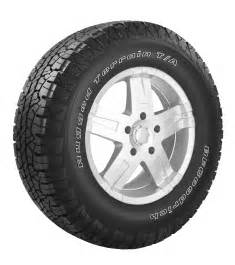 Bf Goodrich Road Truck Tires 4x4 Road News