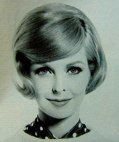 pictures of short 60s bobs 1960s hair