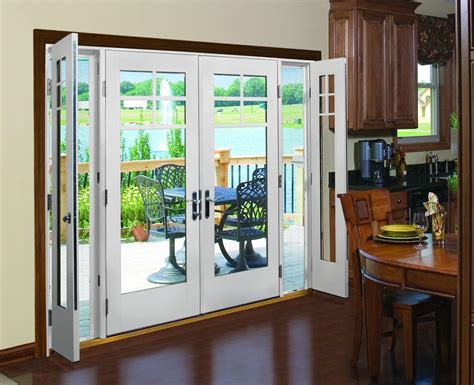 Therma Tru Vented Sidelites The Money Pit Therma Tru Patio Doors Reviews
