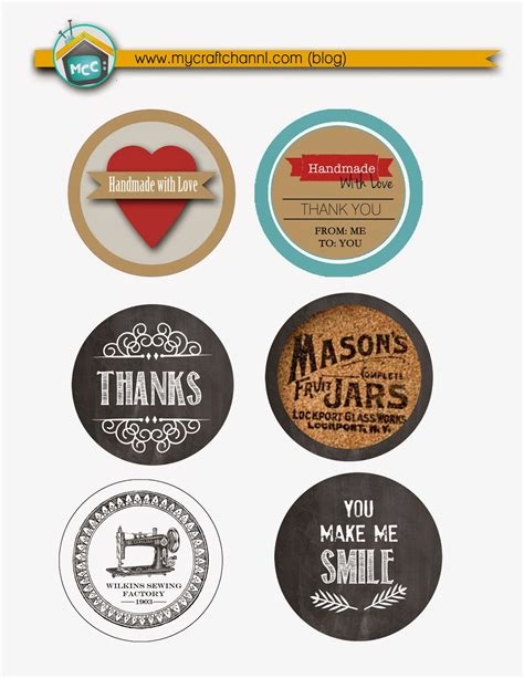 printable mason jar labels my craft channel april 22nd canon s mason jar printables