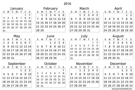 Pdf Resume Samples by 2016 Calendar
