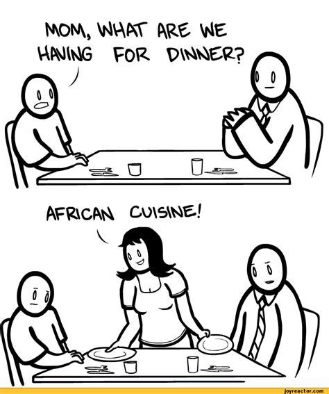 dinner jokes comics comics strips endlessorigami