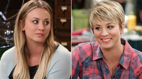 on big theory new haircut fall 2014 tv s best new do kaley cuoco megan boone