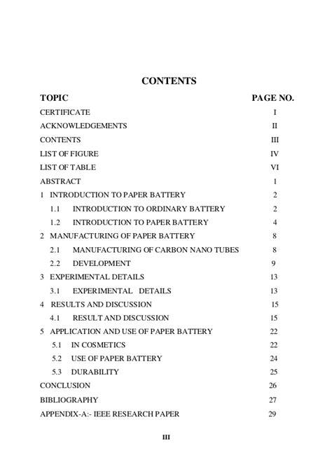 layout seminar paper vtu certificate format for seminar report images