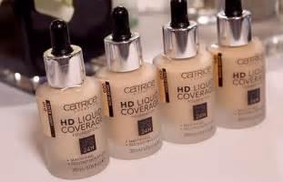 Foundation Catrice Impressions Catrice Hd Liquid Coverage Foundation