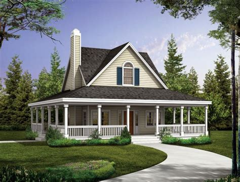 Small Kit Homes Usa Country House Plan Farm Ranch Plans