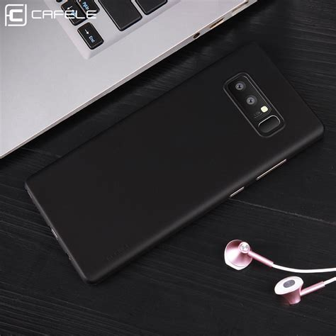 Samsung Note 8 Cafele Matte Ultra Thin Soft original cafele phone for samsung galaxy note 8 ultra