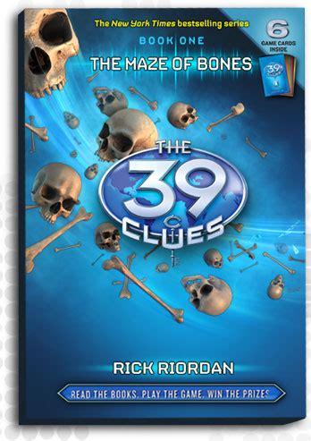 39 clues maze of bones book report the 39 clues maze of bones