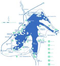 lake colorado map dillon open regatta