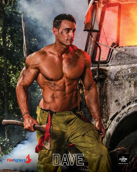 Calendrier Nu This Calendar Of Shirtless Firefighters Is Both Insanely