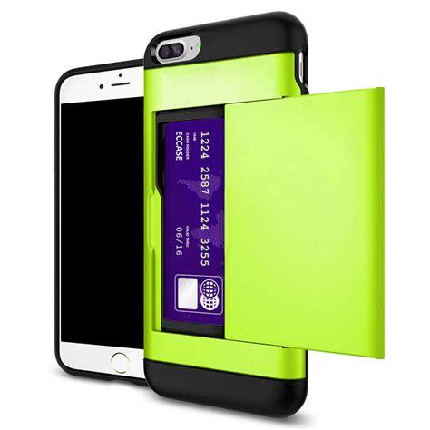 Hardcase I Pocket Iphone 6 shockproof wallet credit card pocket holder back