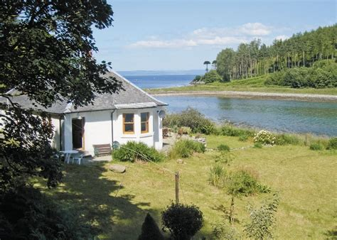 shore cottage in tarbert selfcatering travel