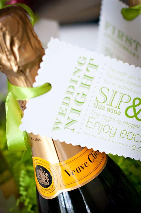 Bridal S Er Gift Wine Basket Poem Tutorial Free
