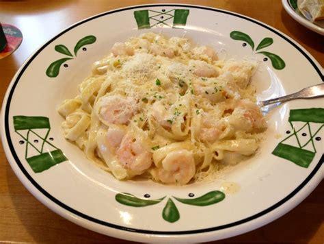 Olive Garden Seafood Alfredo by Shrimp Alfredo Yelp