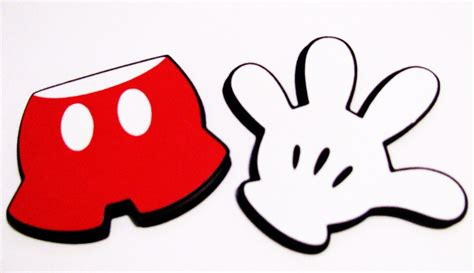 Mickey Mouse Glove Template by Search Results For Mickey Mouse Templates