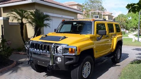 hummer h3 7 common issues problems with hummer h3
