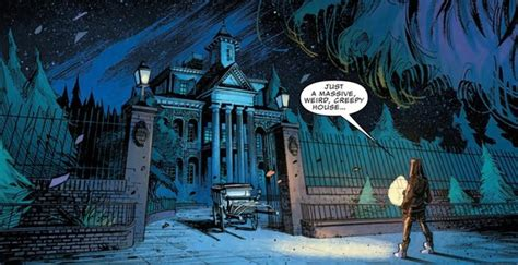 Haunted House Wiki by Marvel S Haunted Mansion Has 999 Ghosts But Problems Ain T One Newsarama