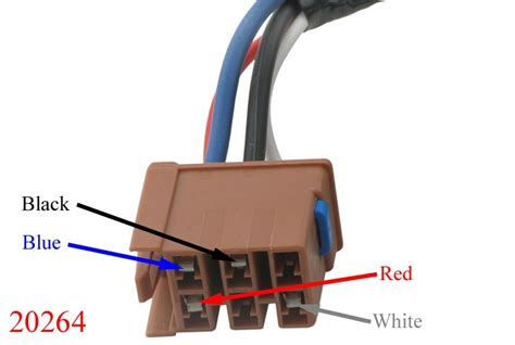voyager brake control wiring diagram  installation