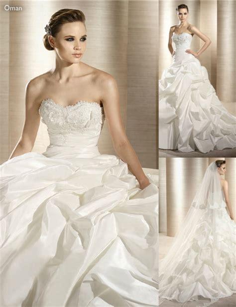 imagenes de vestidos de novia con olanes vestidos de novia elegantes 3