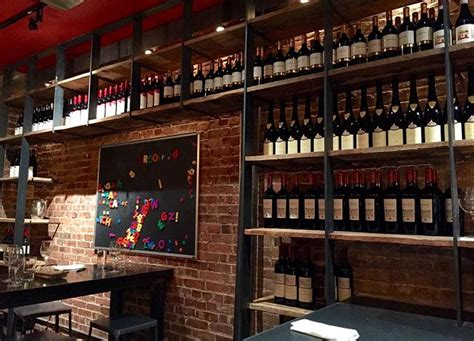 top wine bars nyc the best wine bars in new york city purewow